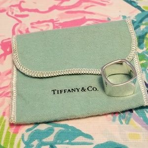 TIFFANY & Co. Wide ring